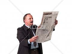 businessman reading newspaper with mouth open (taratpeople2012) Tags: news man male businessman standing paper photography corporate reading concentration newspaper holding expressions tie professional communication business suit indoors whitebackground article worker studioshot manager sideview job adultsonly printmedia necktie oneperson lookingaway caucasian mouthopen officeworker occupation expertise facialexpression welldressed colorimage newspaperheadline themedia onemanonly waistup matureadult onematuremanonly whitecollarworker professionaloccupation globalcommunications informationmedium paperbasedequipment 4044years