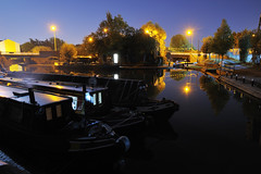 Canal Boat Festival, Parkhead Locks, Dudley 29/09/2012 (Gary S. Crutchley) Tags: uk england urban black west heritage history festival night dark one 1 evening town canal nikon long exposure nightscape shot nightshot image time britain cut lock no united country great bcn kingdom number locks dudley after local nightphoto nikkor townscape inland staffordshire navigation westmidlands narrowboat vr waterway afs walsall midlands parkhead blackcountry ifed nightimage 24120mm f3556 nightphotograph d700