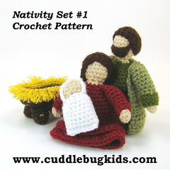 Crochet Patterns Nativity Scene : Crochet Nativity Scene Free Pattern New Calendar ...