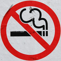 No smoking (Leo Reynolds) Tags: sign canon eos iso100 7d squaredcircle f56 signsafety signno 0006sec 95mm hpexif signnosmoking signcirclebar xleol30x sqset085
