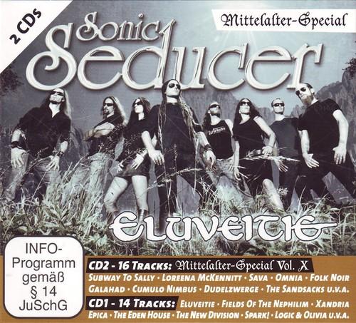 Sonic Seducer - Mittelalter Special 2012