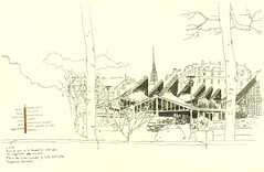 Rouen (lolo wagner) Tags: france sketch dessin rouen normandy croquis