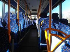 Stagecoach Western ~ SF55 RKA ~ 21201 (Fife Scottish N316VMS) Tags: west bus scotland volvo depot commuter wright stagecoach dumfries 21201 cumnock b7rle sf55rka