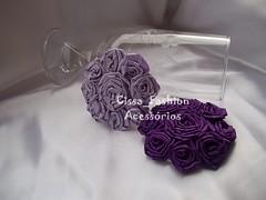 Flores (Cissa_Fashion) Tags: tiara flores flor rosa fuxico arco cabelo tecido cetim faixa bijuterias bijouterias floresdetecido floresdetecidoparacabelo