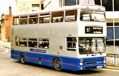 3044 (LH) F44 XOF (WMT2944) Tags: travel west midlands metrobus mcw f44 xof 3044 mk2a