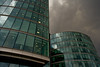 1 More London Place (Gary Kinsman) Tags: building london glass architecture modern clouds facade londonbridge grey overcast curve curved 2008 canonrebelxt offices bankside se1 morelondon greenglass ernstyoung sigma18125mm 1morelondonplace
