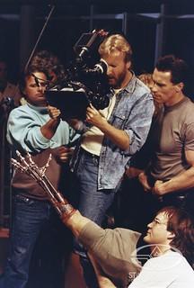 從未曝光的「魔鬼終結者 2」幕後花絮與美術設定
