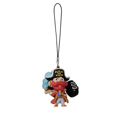 全員戰鬥態勢!海賊王劇場版Z新造型迷你吊飾!