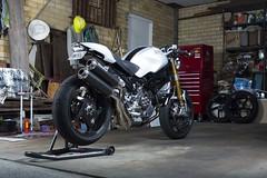 _VP_5012 (MattyVas's ) Tags: monster motorbike motorcycle carbon ducati carbonfibre ducatimonster bst s2r ohlins s2r1000 ducatmonster bstwheels