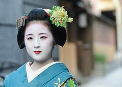 Maiko Mamemaru (pranav_seth) Tags: japan kyoto maiko geisha gion