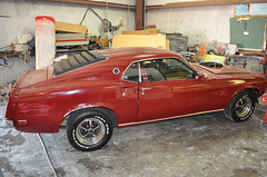 "S code 1969 Mustang Mach 1 390 4 speed Fastback • <a style=""font-size:0.8em;"" href=""http://www.flickr.com/photos/85572005@N00/8150719663/"" target=""_blank"">View on Flickr</a>"