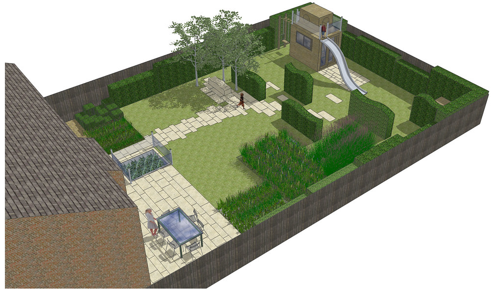 The world 39 s best photos by rhoda maw garden design for Garden design sketchup 8