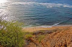 Carbon Footprint (EXPLORED 1/12/2013) (jcc55883) Tags: ocean sky beach hawaii nikon oahu footprints pacificocean shore yabbadabbadoo d40 kaalawai diamondheadbeachpark kaalawaibeach nikond40 diamondheadroad kuileicliffs