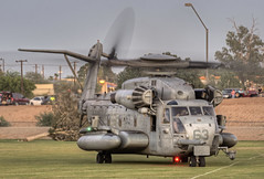 sikorsky ch-53e super stallion (MatthewPHX) Tags: arizona us nikon marine super corps neo marinecorps tactics hdr stallion weapons yuma instructor sikorsky ch53 d90 superstallion photomatix usmarinecorps ch53e wti weaponsandtacticsinstructor