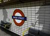 Baker Street Station (blandinelc) Tags: london underground tubestation londontube sherlockholmes bakerstreet londontube150