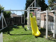 IMG_1115 (Swing Set Solutions) Tags: set play swings vinyl slide structure swing solutions playset polyvinyl