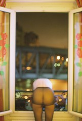 Paris Bottom (Kate Curry) Tags: paris film 35mm nude photography 35mmfilm grainisgood filmphotography