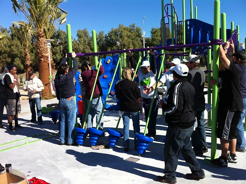 Boys-and-Girls-Clubs-of-Coachella-Valley-Desert-Playground-Build-Desert-Hot-Springs-California-041