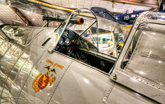 Semper Fi (grandalloliver) Tags: november museum canon airplane florida aviation navy wideangle hdr pensacola topaz navalmuseum photomatix canonefs1755mmf28usm rebelxsi canonxsi topazadjust grandalloliver grandalloliverphoto