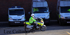 Police Vehicles at Millgarth Leeds (Lee Collings Photography) Tags: transport leeds police transportation bmw emergency bmwmotorcycle westyorkshire iveco vauxhall policevan motorcyclist emergencyvehicles emergencyservices emergencyservice policevehicles westyorkshirepolice leedscitycentre bmwmotorbike policetransport millgarth ivecopolicevan emergencyservicevehicles publicordervan bmwpolicemotorcycle vauxhallpolicevehicle bmwpolicemotorbike vauxhallpolicevan westyorkshireemergencyservices bmwpolicevehicles policebmwvehicles emergencyservicetransport emergencyservicestransport ivecopolicevehicle ivecopolicetransport bmwpolicetransport