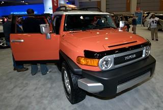 2013 Washington Auto Show - Upper Concourse - Toyota 6 by Judson Weinsheimer