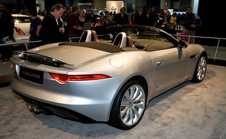 2013 Washington Auto Show - Lower Concourse - Jaguar 6 by Judson Weinsheimer