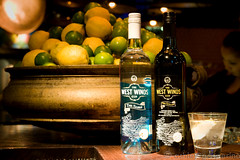 The West Winds Gin (ashleygasperino) Tags: color colour art backlight bar night photography photo bottle lemon nikon photographer natural shots traditional australia melbourne professional photograph alcohol backlit lime product brilliant 2012 vicoria thespicemarket ashleygasperino thewestwindsgin westwindsgin