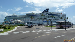 Norwegian Dawn au port de Kings Wharf - Bermudes (69) (rivai56) Tags: port sandys croisire kingswharf escale bermudes norwegiandawn