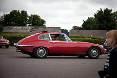 Jaguar E Type (torquayadam) Tags: canon 5d mark ii mk2 castle combe bristol motor club 24 july 2016 jaguar e type red