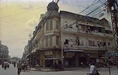 Cambodia in 2002 (Yubai K) Tags: cambodia phnompenh street streetphoto film kodak zuiko 2002