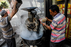 From bean to cup  5 (gehadhamdy) Tags: photography photojournalism photojournalist documentary documentaryphotography photographer photos photo street streetphotography beans cups bean cup coffee blackcoffee greencoffee roasting roaster roasted awake grinder