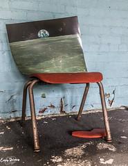 DSC_0568 (Passionate Perspective Photography) Tags: school rox abandoned passionate perspective photography conceptual fine art girl desk piano record player 20th century
