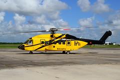 S-92A N939PH at HUM (Ian E. Abbott) Tags: sikorskys92a sikorsky s92a s92 n939ph houmaterrebonneairport hum khum houmalouisiana houma phiinc oilindustryhelicopters oilindustry helicopters