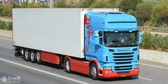 Scania R500 TL (Avramidis_Alex) Tags: truck lorry camion lkw scania r tl topline v8 gr greece hellas