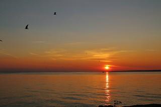 ONEIDA LAKE SUNSET (Explored-many thanks to all!)