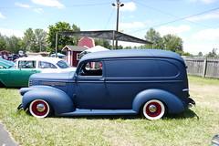 1941 chevrolet (bballchico) Tags: 1941 chevrolet paneltruck richcarey loosenutscc billetproof billetproofwashington carshow