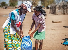 Southern Africa drought - Mozambique (IFRC) Tags: drought mozambique