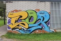 Helsinki graffiti, 2016 (Tectyl2) Tags: helsinki graff finnishgraffiti streetart suomi finland tdr allahu akbar