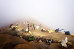 java - ijen (peo pea) Tags: hard work hell paradise indonesia giava java ijen cratere crater volcano vulcano reportage leica leicaq sulfur mine miners