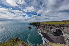 Iceland - Gatklettur (Jan Hoogendoorn) Tags: iceland ijsland snaefellsnes