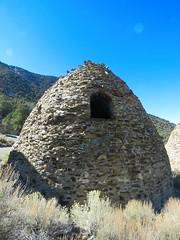 Wildrose Canyon charcoal kilns #6 (jimsawthat) Tags: stone historic charcoalkilns desert mojavedesert rural california panamintmountains deathvalleynationalpark