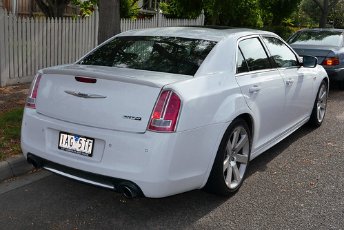 2013 Chrysler 300 (LX MY13) SRT-8 sedan