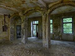 Sanat-A (52) (wilhelmthomas58) Tags: fz150 hdr sanatorium harz abandoned lostplaces