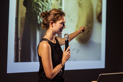 2016.09.15 Biotalk: Bacteria - Our Invisible Guests (FotoMediamatic) Tags: mediamatic event biotalk artists merle bergers victoria shennan debora dax designer guts tears sounds noises interaction body bacteria audience creative blackbarn music by anisa xhomaqi ani jo anisaxhomaqi anijo