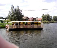 Ship (lubovphotographer) Tags: ship flyeranano9 photograph smartphonephotography smartphonephoto smartphot goodshot playingwitheffects suzdal town river smartph picturethis  2016        exibition excurtion boat