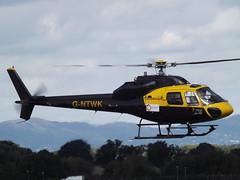 G-NTWK Aerospatiale Ecureuil AS355 PLM Dollar Group Ltd (Aircaft @ Gloucestershire Airport By James) Tags: gloucestershire airport gntwk aerospatiale ecureuil as355 helicopter plm dollar group ltd egbj james lloyds
