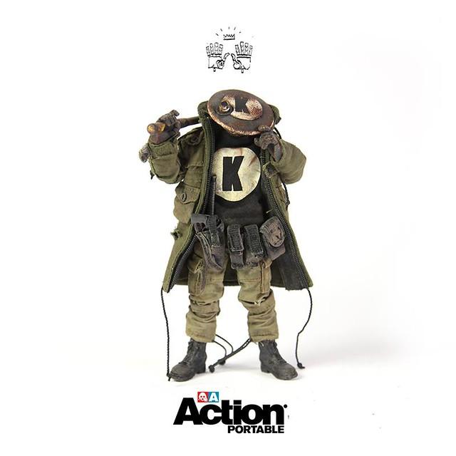 threeA - Action Portable:Finger Gang