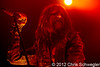 Rob Zombie @ Twins Of Evil Tour, DTE Energy Music Theatre, Clarkston, MI - 10-12-12