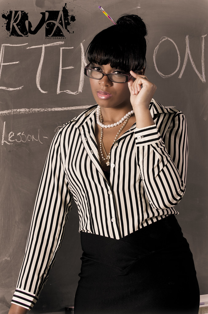 Ebony teacher
