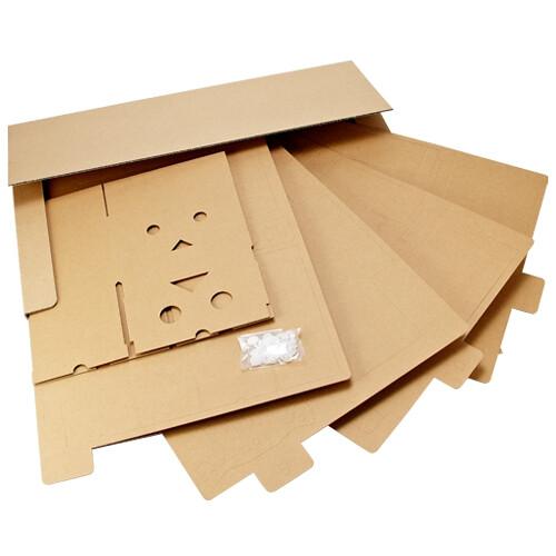 海洋堂 阿愣 紙模型